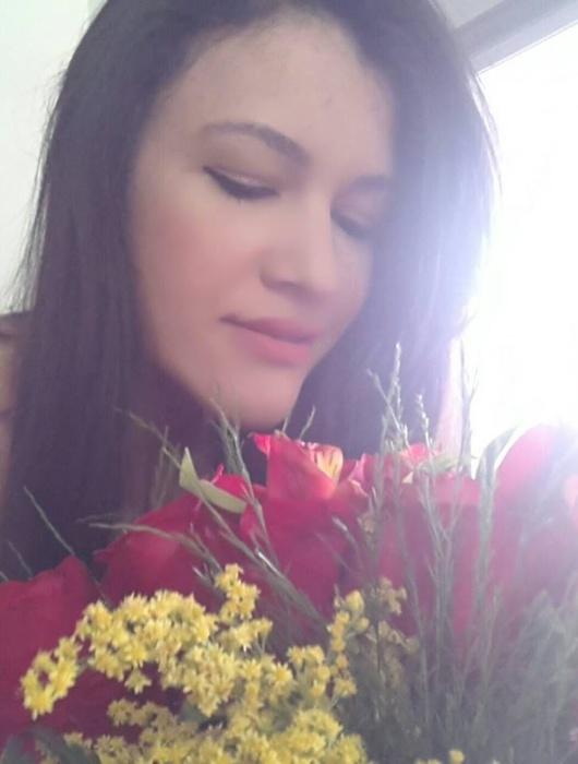 Cicilia Sousa Carvalho, de Uberlandia (MG)