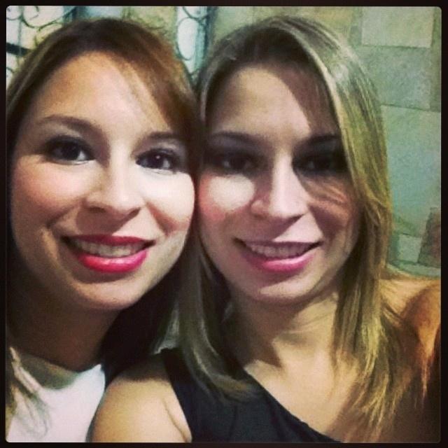 Daniela Gaudio de Souza e Carina Gaudio de Souza, de São Paulo (SP)