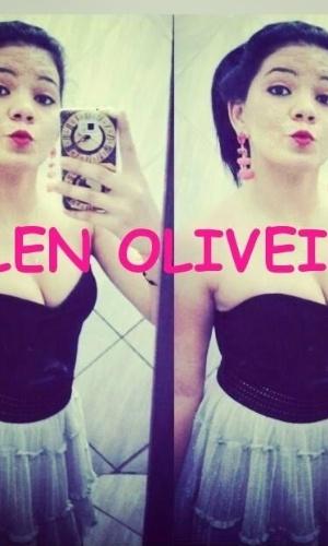 Ellen Oliveira, de Horizonte (CE)