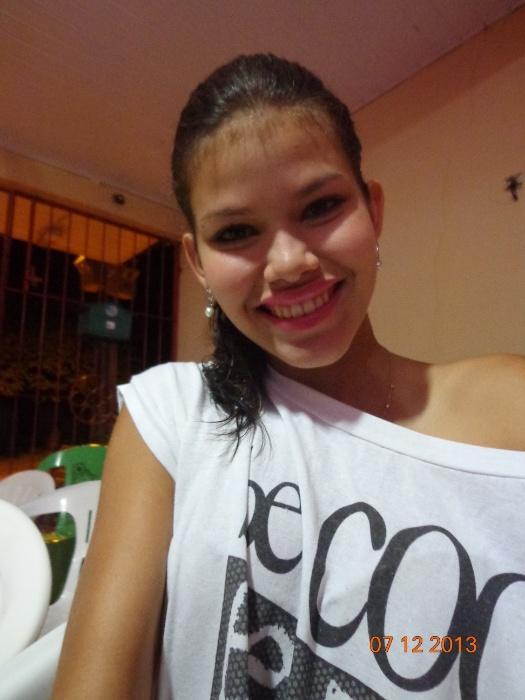 Jéssica Thaina Chaves Ebraim, de Santarém (PA)