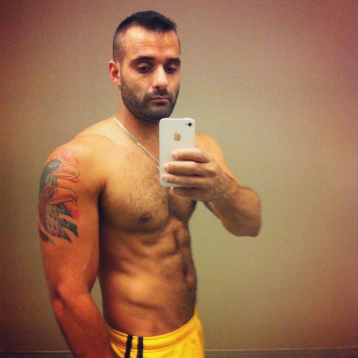 Rodrigo Gomes de Oliveira, de Toronto, Canadá