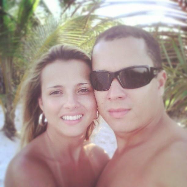 Zeus e Camila Araujo, de São Paulo (SP)