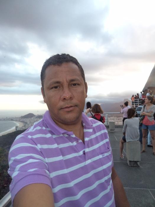 Edinaldo Oliveira, de Salvador (BA)