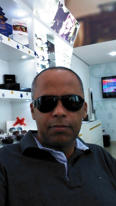 Francisco das Chagas Pereira Santana, de Porto Velho (RO)