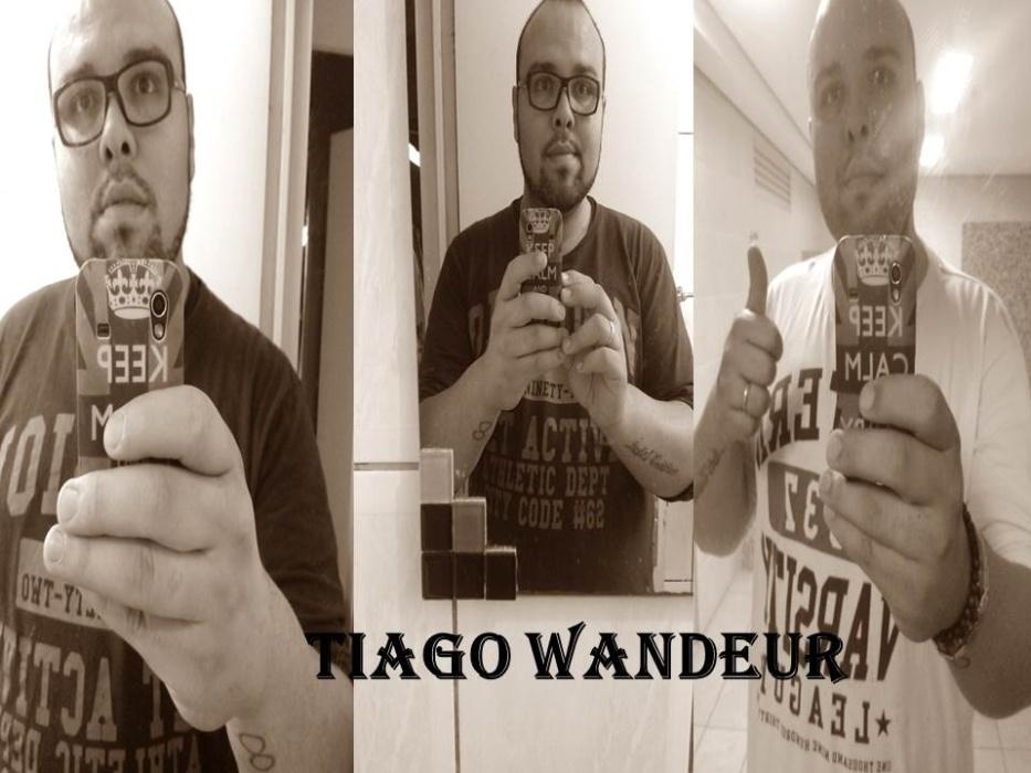 Tiago Wandeur, de São José dos Campos (SP)