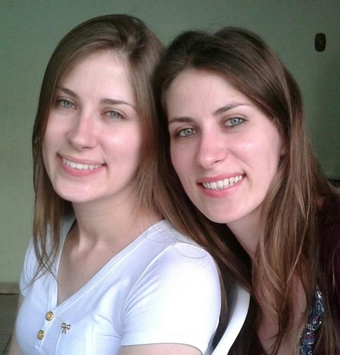 Elaine Donega e Eliane Donega, de São Paulo (SP)