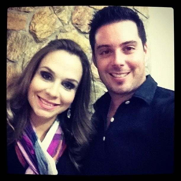 Everson Penteado e Aline Penteado, de Sorocaba (SP)