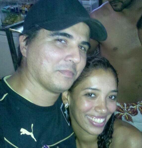 Felipe Lima Soares e Carina Lima Soares, de Niteroi (RJ)