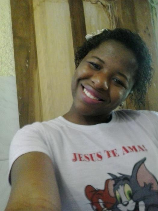 Patrícia do Espírito Santo Xavier, de Guapamirim (RJ)