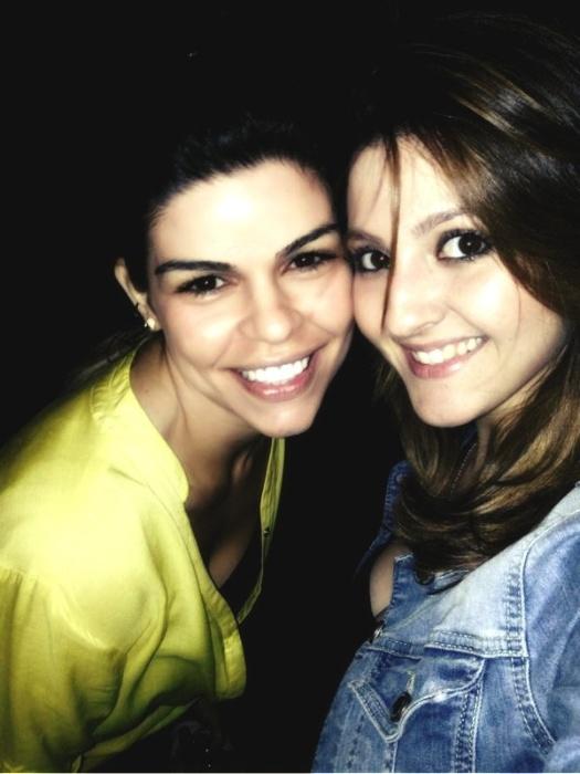 Tamara Sanches e Yasmin Marco, de Piracicaba (SP)