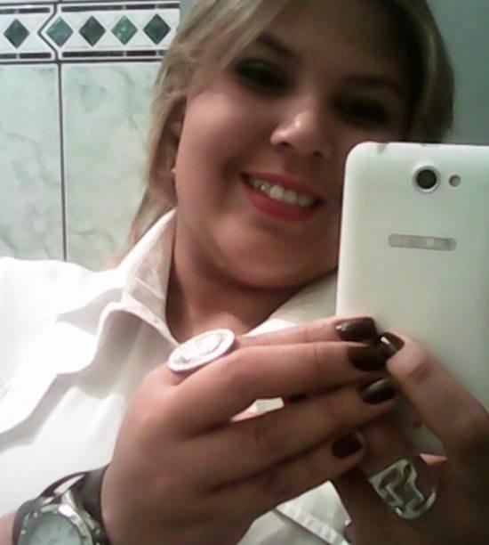 Dayane Caroline Teixeira, de Ibitinga (SP).