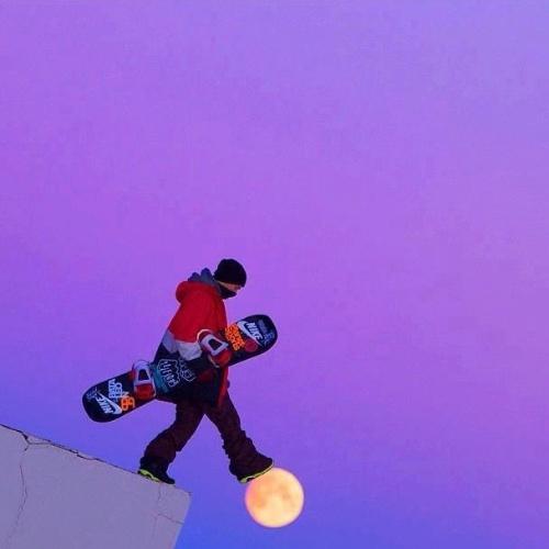 O primeiro homem a pisar na lua! Será?