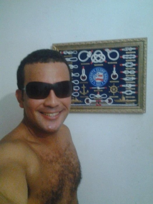 Ricardo da Cruz Silva, de Salvador (BA).