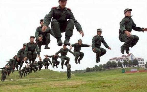 Um exército que voa