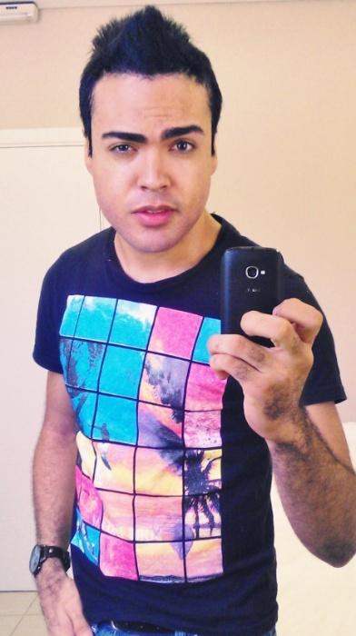 Alyson Bruno Ferreira da Silva, de Campinas (SP)