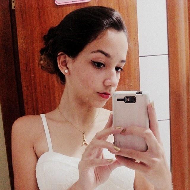 Anne Caroline Almeida de Freitas, de São Pedro de Aldeia (RJ)