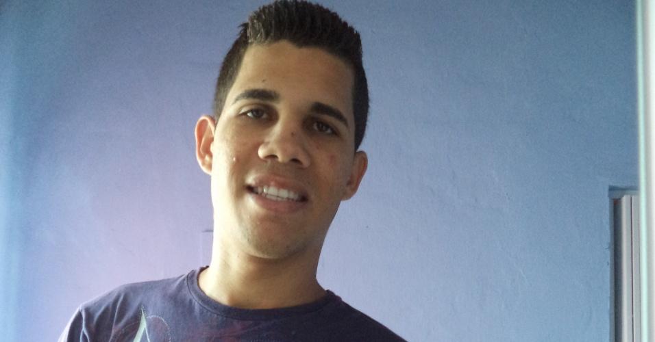 Diogo Honorato, de Lagoa do Carro (PE)
