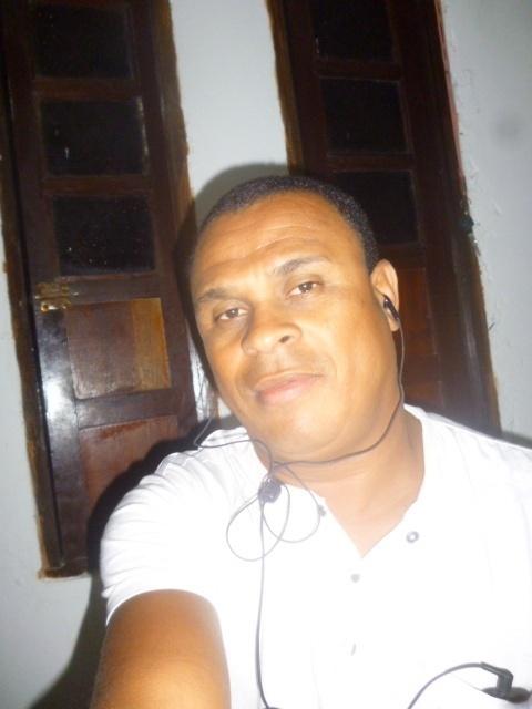 Jailton de Jesus, de Conceição do Jacuipe (BA)