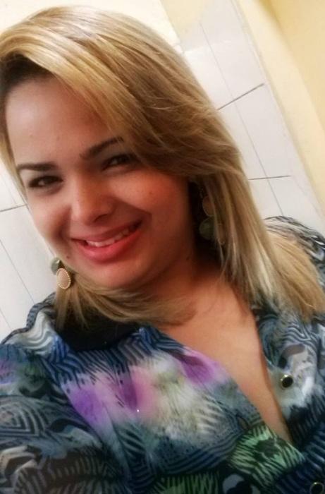 Mirla Borges, de Ubajara (CE)