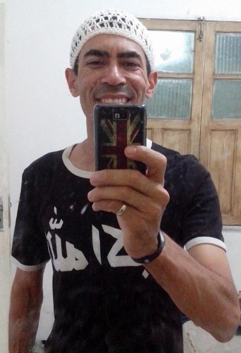 José Francisco Santos Teles, de Aracaju (SE)