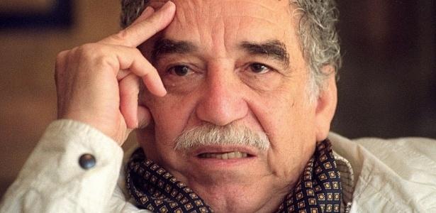 O escritor colombiano Gabriel García Marquez, em foto de arquivo - EFE