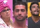 """Vanessa, Marcelo e Diego formam o 13º paredão do """"BBB14"""". Quem deve sair? - Reprodução/TV Globo"""