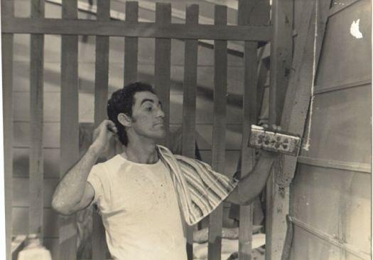 1960 - Renato Aragão em esquete nos anos 60