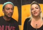 """Valter e Clara formam o 16º paredão do """"BBB14"""". Quem deve sair? - Reprodução / TV Globo"""