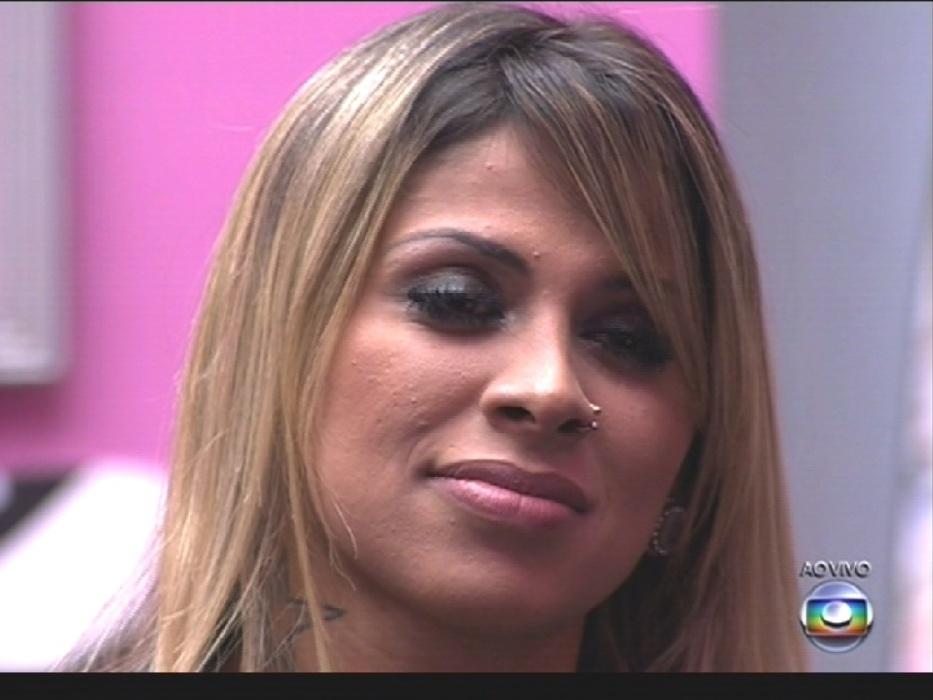 """1º.abr.2014 - Com 53% da preferência do público, Vanessa é a grande campeã do """"BBB14"""""""