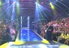 Na final, Pedro Bial começa programa fora do palco - Reprodução / TV Globo