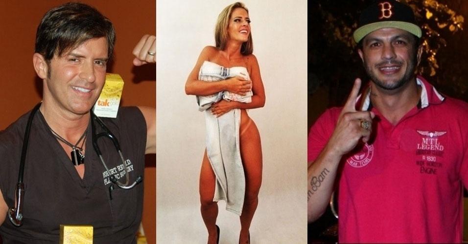 17.jul.2014 - A lista de famosos que tentam um cargo político só aumenta. Depois do humorista Tiririca, que que em 2010 conquistou 1,3 milhão de votos pelo PR, os partidos sonham em repetir o mesmo efeito convidando personalidades da mídia.