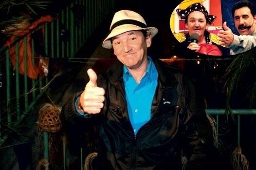 Um dos mais cômicos assistentes de palco da TV brasileira, Marquito, nome artístico de Marco Antonio Ricciardelli, ficou conhecido ao ajudar o apresentador Ratinho no comando de seu programa. Durante a atração, que teve seu auge nos anos 2000, Marquito realizava imitações e apanhava dos convidados do programa, que ficavam irritados com os resultados dos exames de DNA
