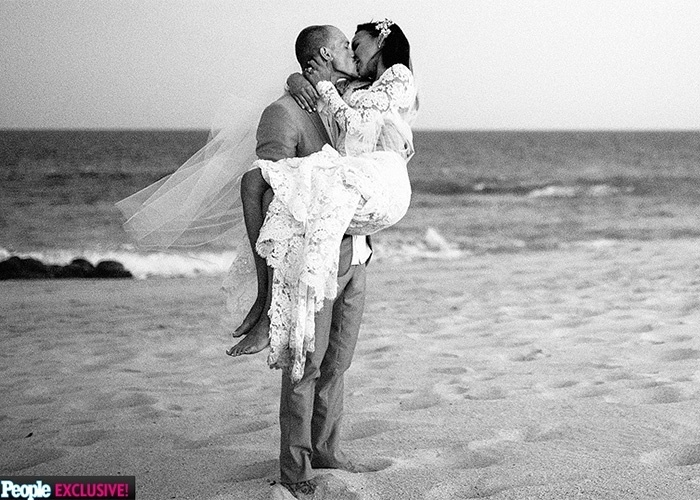 23.jul.2014 - Naya Rivera, 27, atriz do seriado