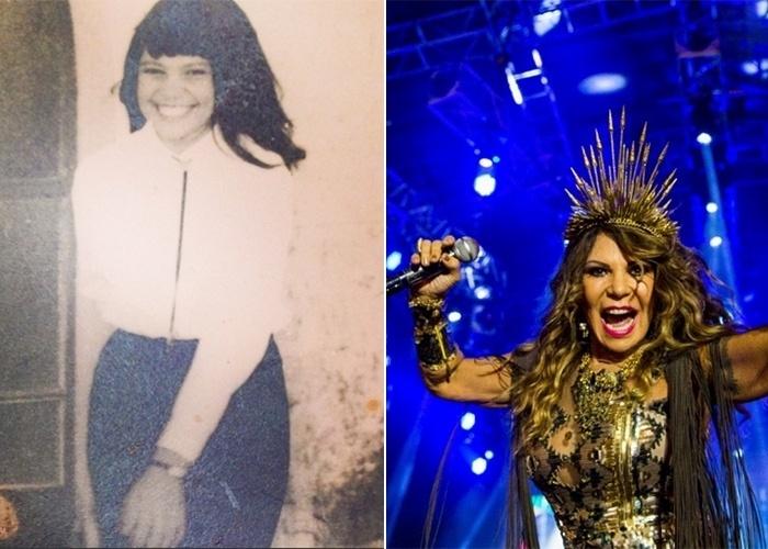 22.jul.2014 - Elba Ramalho postou no Instagram uma foto de quando tinha apenas 14 anos e desafiou seus seguidores a descobrirem qual era a dança que ela fazia através da imagem. Naquela época, a cantora já era dona de um sorriso bonito!