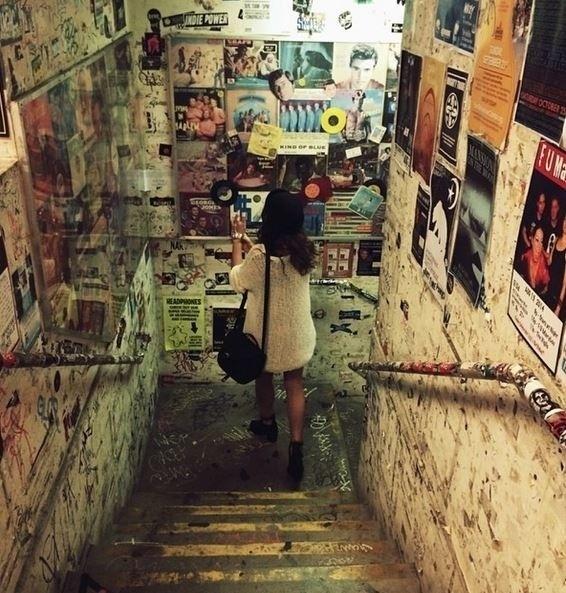 12.ago.2014 - Bruna Marquezine dividiu com seus seguidores no Instagram fotos dos passeios que tem feito durante a temporada que está passando em Los Angeles, nos Estados Unidos. A atriz, que viajou para rodar um filme na cidade, conheceu alguns pontos turísticos