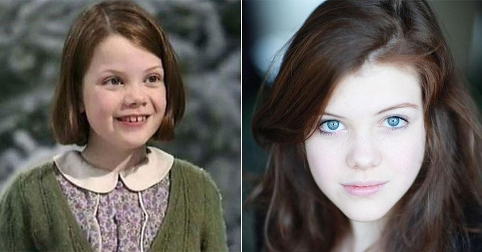 """Georgie Henley, de """"As Crônicas de Narnia"""""""