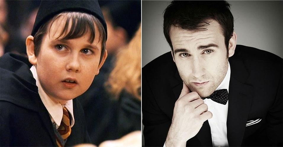 """Matthew Lewis, de """"Harry Potter"""""""