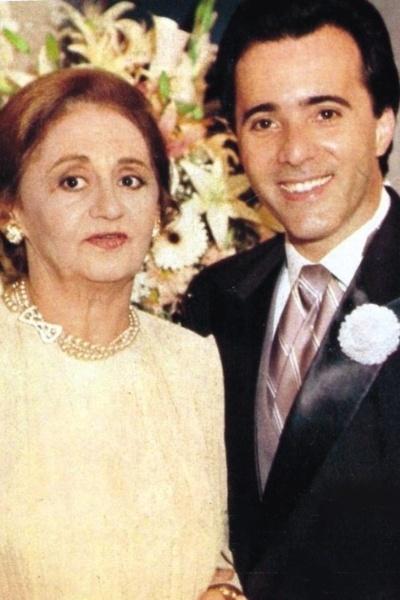 """1991 - Em """"Felicidade"""", Laura Cardoso viveu Cândida Peixoto, mãe de Álvaro (Tony Ramos)"""