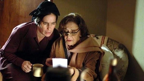 """2007 - Laura Cardoso reencontrou Gloria Pires no filme """"O Primo Basílio"""""""