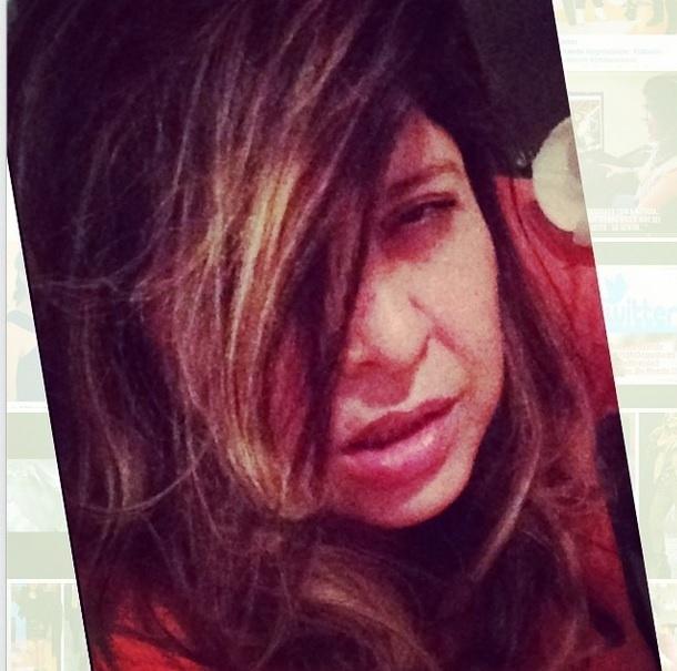 """Além de bom humor, Roberta Miranda sabe postar fotos com recados provocantes. """"Eu vou morder esta boca!!! Rsrsrs a vida é breve e temos que lidar com leveza!!! Os amo"""", escreveu na legenda"""