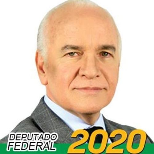 Gilberto Nascimento, do PSC, teve 120.044 votos (0,57% dos votos válidos)