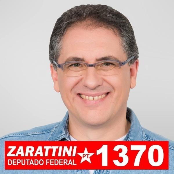 Zarattini, do PT, teve 138.286 votos (0,66% dos votos válidos)