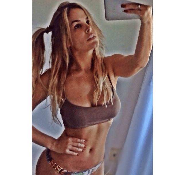 Robertha portella nude Nude Photos