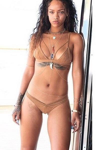 3º lugar - Rihanna