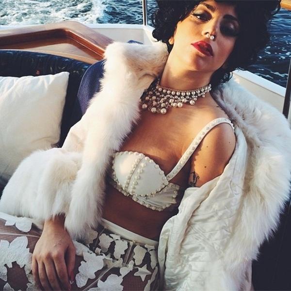 84º lugar - Lady Gaga