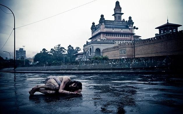 8.dez.2014 - Ensaios foram realizados em diversos pontos de São Paulo e contaram com a colaboração do fotógrafo André Nunez.