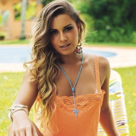 Aricia Silva - Reprodução/Sexy