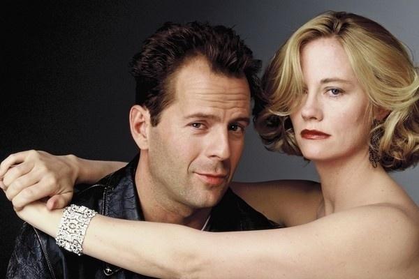 """Bruce Willis e Cybill Shepherd protagonizaram as três temporadas do seriado """"A Gata e o Rato"""" (1985-1989), mas nem mesmo esse tempo todo parece ter feito os atores  se entenderem. """"Chegou a um ponto que nós percebemos que brigávamos antes de todas as cenas. E, então, ficamos 'ok, vamos ter uma pequena briga antes de uma briga de verdade'"""", contou a atriz"""