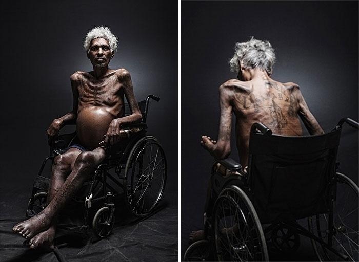 30.mar.2015 - O projeto fotográfico de Nicola Frioli, denominado
