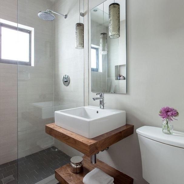 Ideia simples de decoração. Imagem postada no perfil B.Design Home, no Instagram